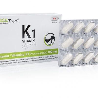 Vitamine K1 100mg 60 tab